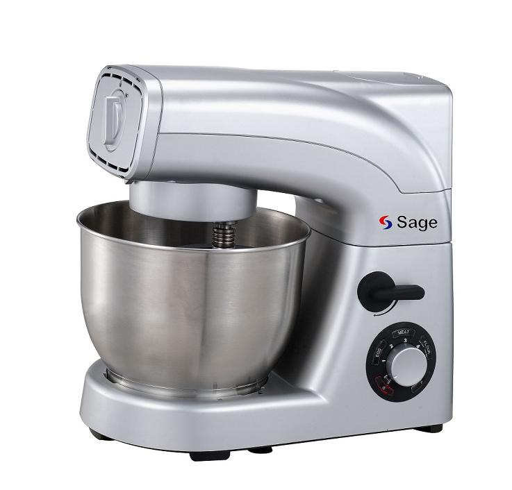 SAGE 1200W Heavy Duty Professional Stand Mixer