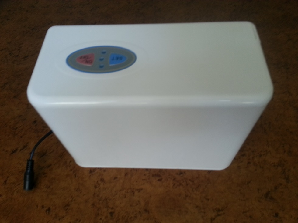 Portable Oxygen Concentrator / Generator (w. Chargeable Battery)